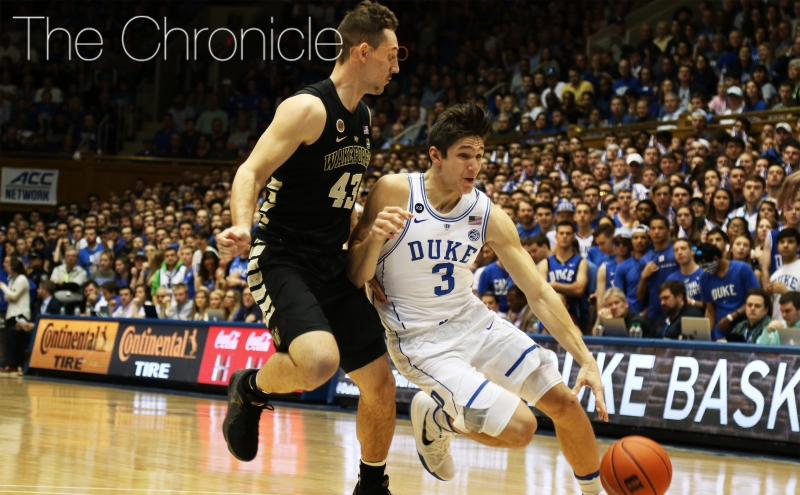 Beyond the arc: Duke men's basketball vs. Wake Forest
