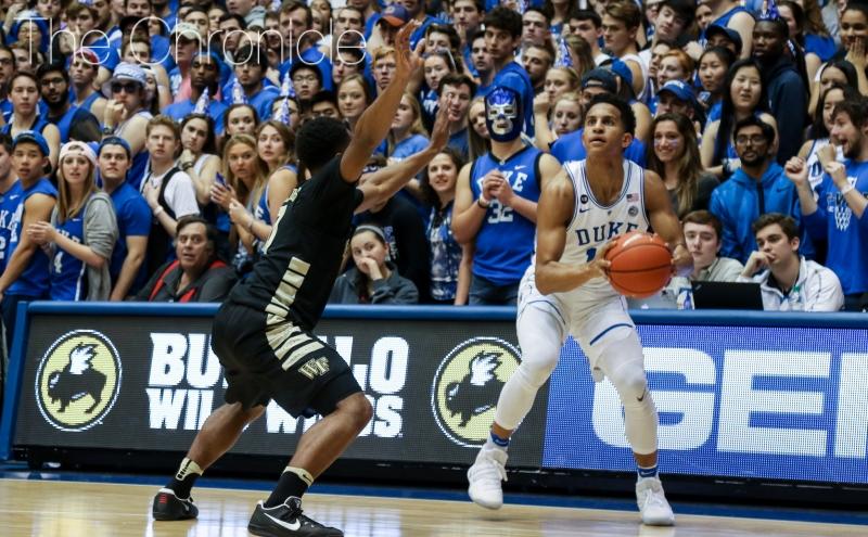Key three: Duke men's basketball vs. Syracuse