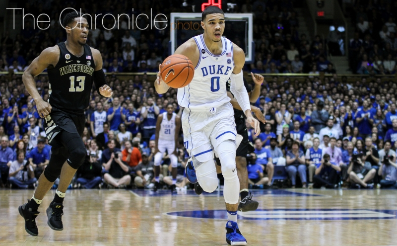 Chronicle pregame: Duke men's basketball vs. Syracuse