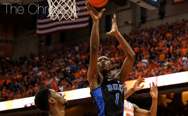 Key three: Duke men's basketball vs. Miami