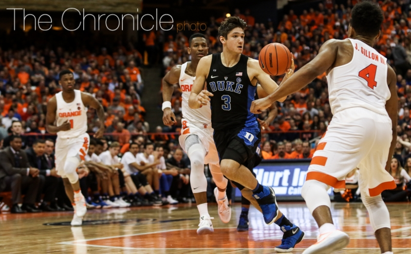 X Factor: Duke men's basketball vs. Miami
