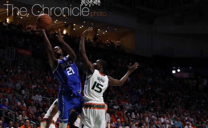 Chronicle pregame: Duke men's basketball vs. Florida State