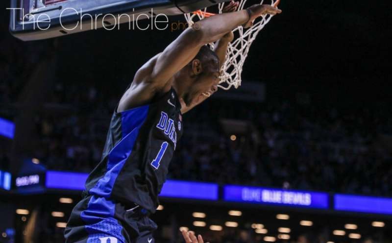 Whether Harry Giles can continue giving the Blue Devils production off the bench will be a key factor to watch as the NCAA tournament gets underway.