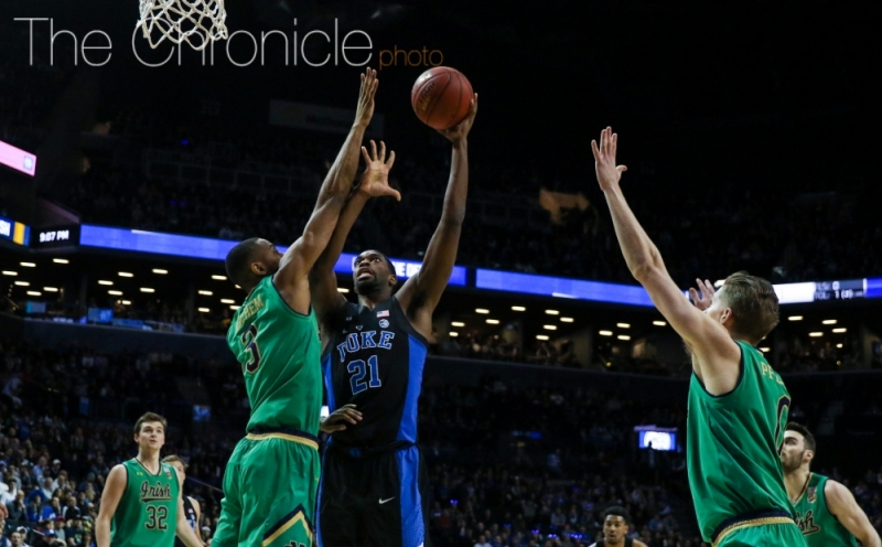 Key three: Duke men's basketball vs. Troy