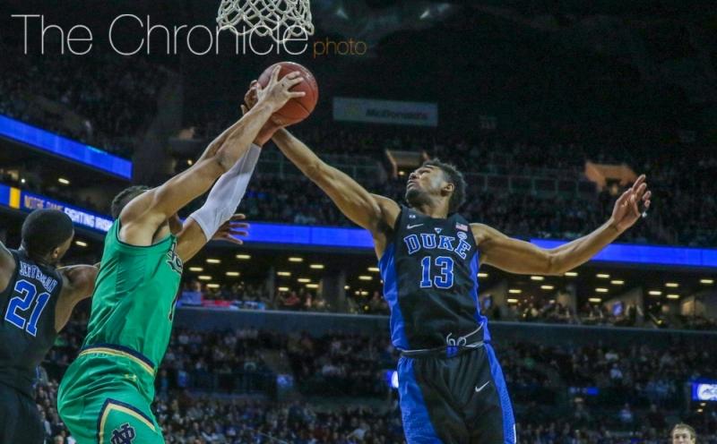 X Factor: Duke men's basketball vs. Troy