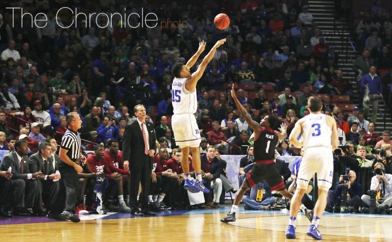 Key three: Duke men's basketball vs. South Carolina