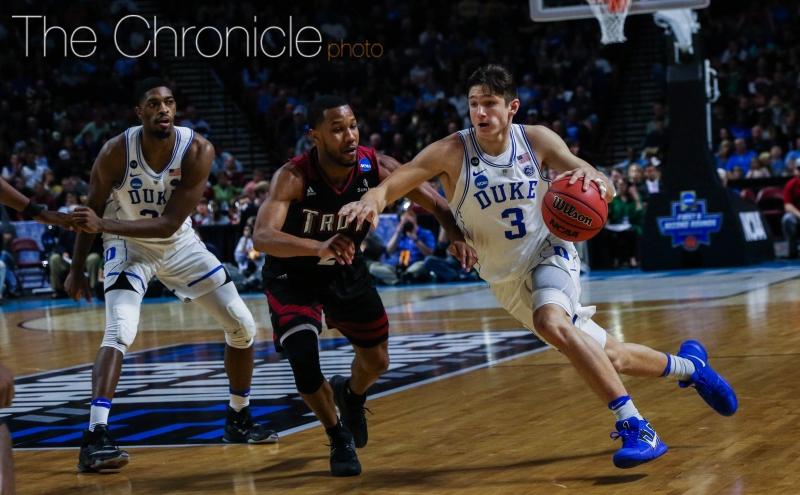 X Factor: Duke men's basketball vs. South Carolina