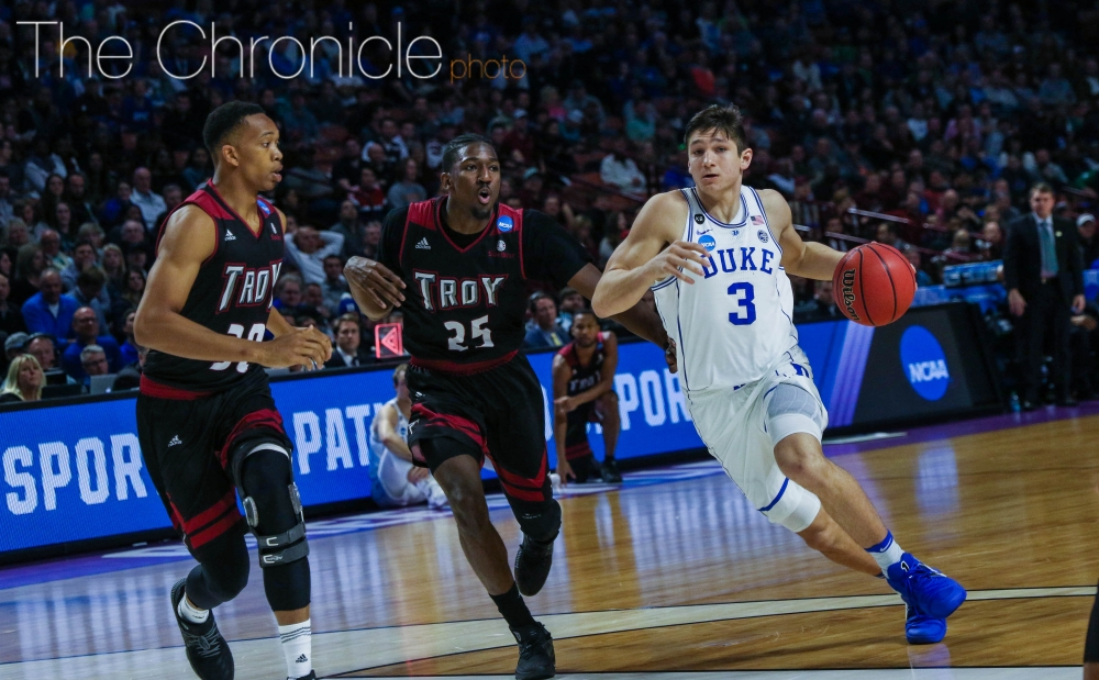 Allen heats up to preserve Duke men's basketball's early ...