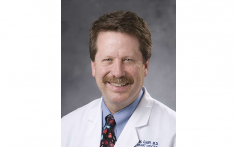 Dr. Robert Califf was FDA commissioner in President Obama's administration and is now a faculty member at the Duke Clinical Research Institute.