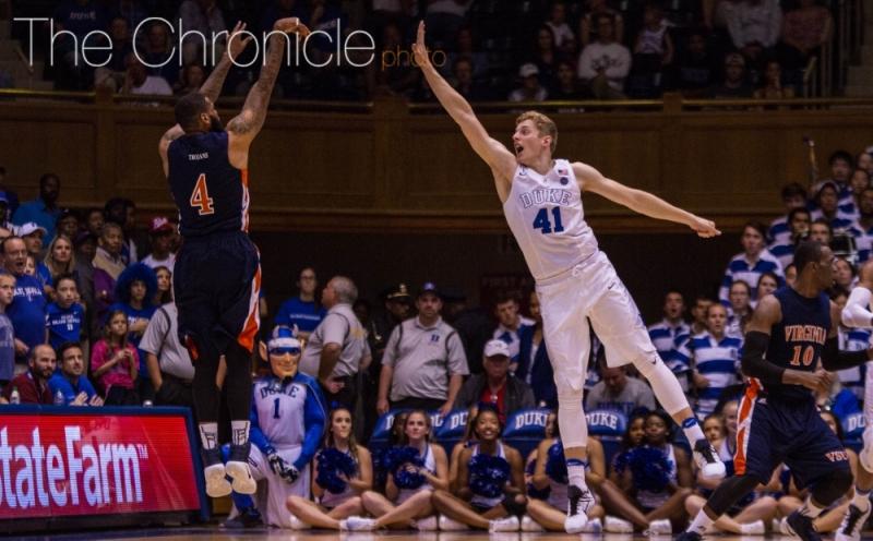 Duke men's basketball 2016-17 player review: Jack White