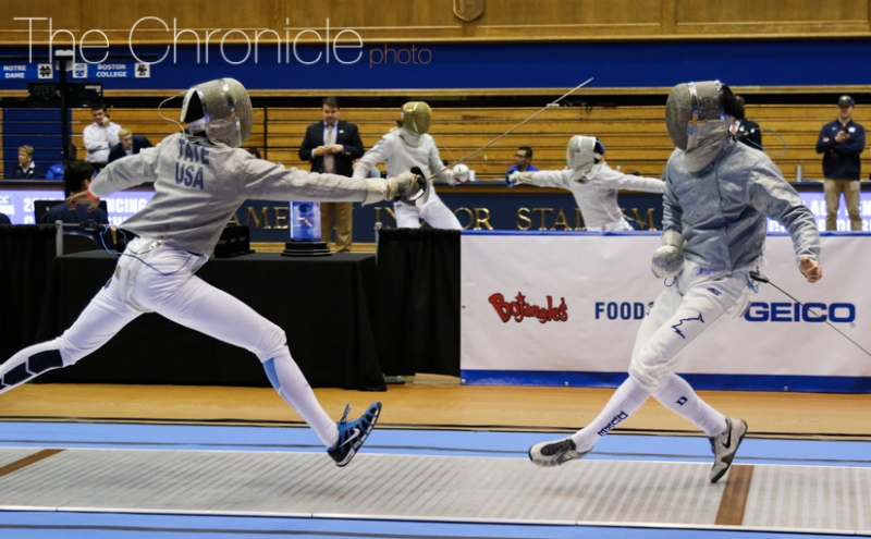 The Blue Devils have finished ninth at NCAAs each of the last three years.