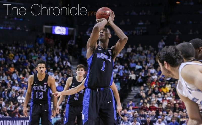 Harry Giles will be Duke's ninth one-and-done player since 2011.