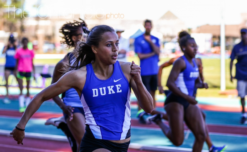 The Blue Devils got several standout performances on the track en route to their first outdoor team title of the spring.