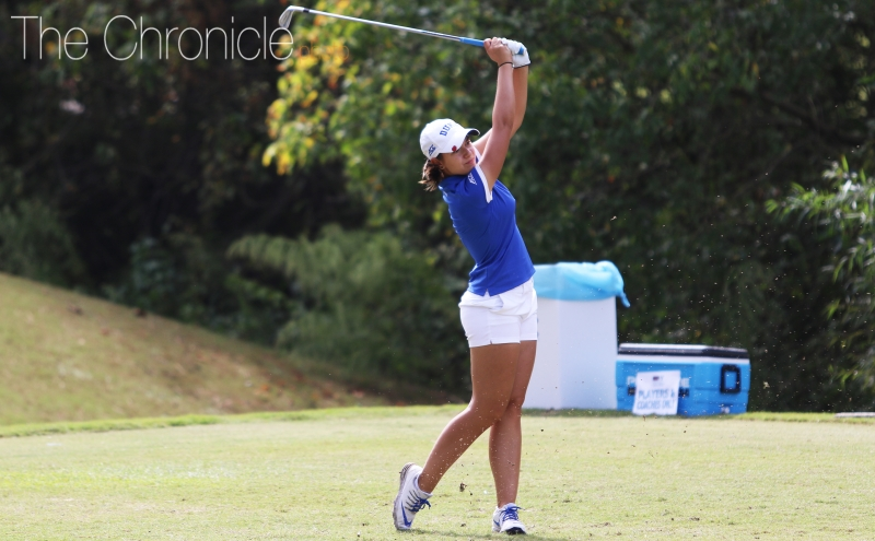 Ana Belac and company are playing their best golf of the year entering the postseason.