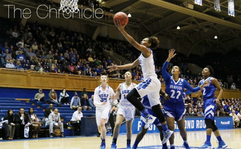 Crystal Primm will transfer after struggling to earn big minutes on the wing in Duke's crowded backcourt.