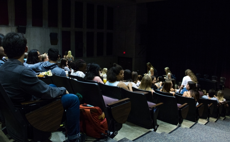 The film,directed by junior Jacqueline Monetta, spotlights nine teens struggling withsuicidal thoughts and depression.