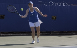 The Blue Devils lost five of six singles matches Wednesday against North Carolina and will need to be tougher across the board to upset Georgia Tech.