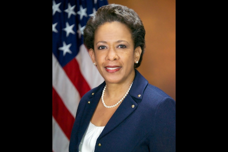 Former Attorney General Loretta Lynch will receive an honorary degree this weekend.