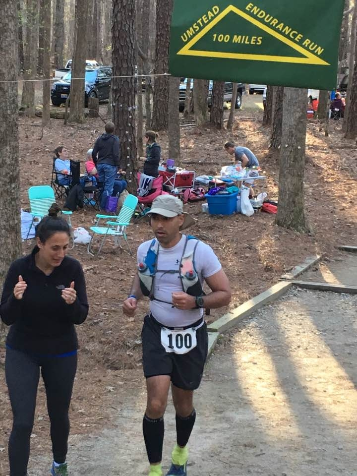 'It was insane': A battle against 100 miles, cancer
