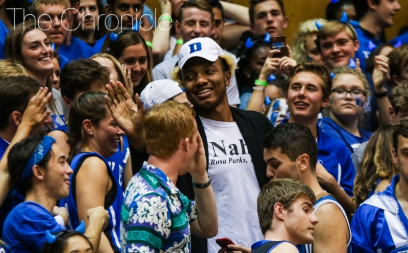 Duke men's basketball reveals jersey numbers for incoming freshmen