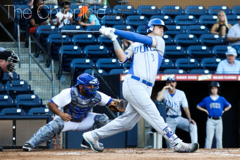 Duke baseball's Bellinger, Ziemba and Herron selected on third day of MLB Draft