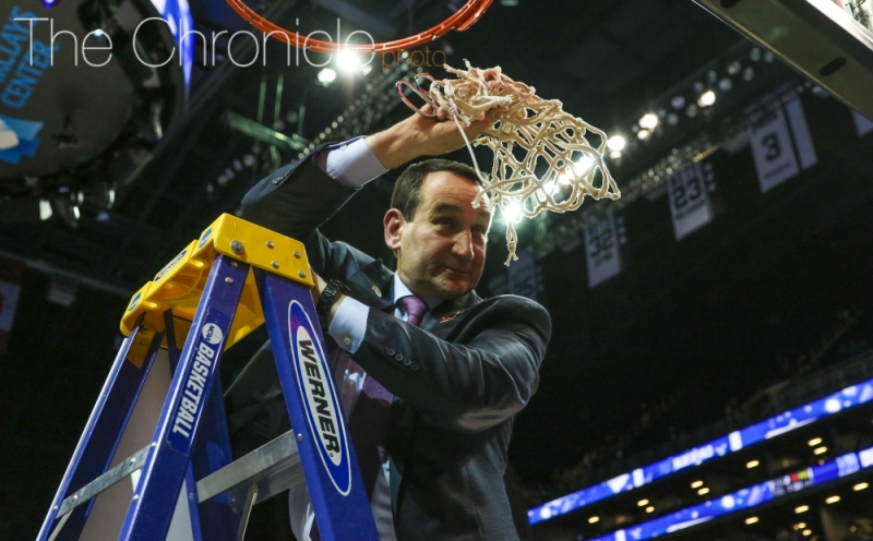 Krzyzewski to ring opening bell at Nasdaq stock exchange Thursday in honor of Emily K Center