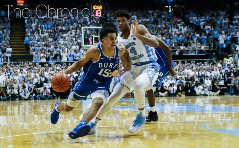 His departure might have surprised some Duke fans, but Frank Jackson is now an NBA player as he'll join the New Orleans Pelicans next season.