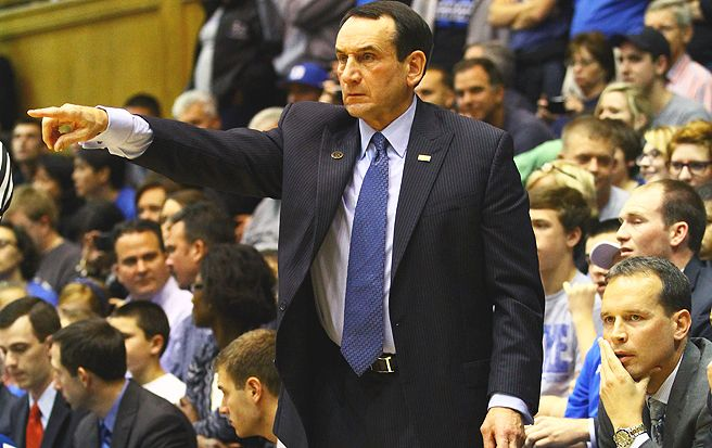 Mike Krzyzewski's Team USA crushed John Calipari's Dominican Republic national team in an exhibition game during the summer.