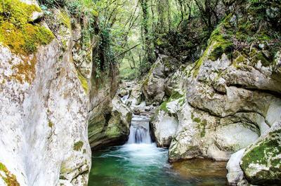 la bella terra lucana - torrente Caolo - Tramutola