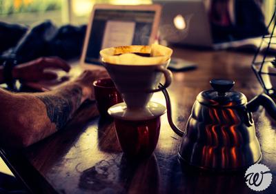 COFFEE @ WONDERLAND