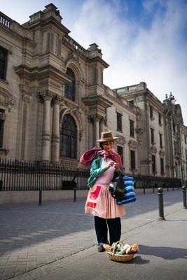 De paseo por Lima