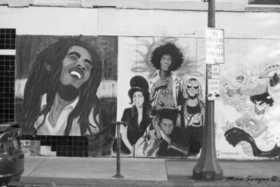 Mural Rasta