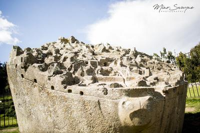 Maqueta de Piedra