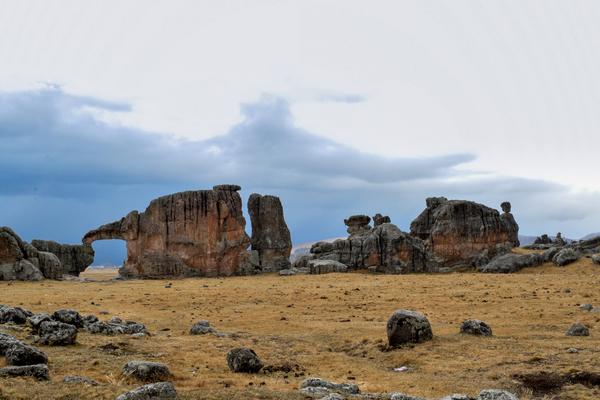 Elefante de roca