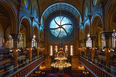 Sinagoga a NY