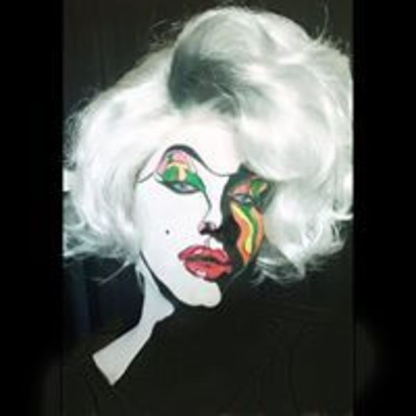 Editorial Stained glass Marilyn 2019
