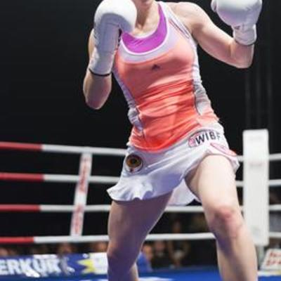 Ina Menzer Box Weltmeisterin