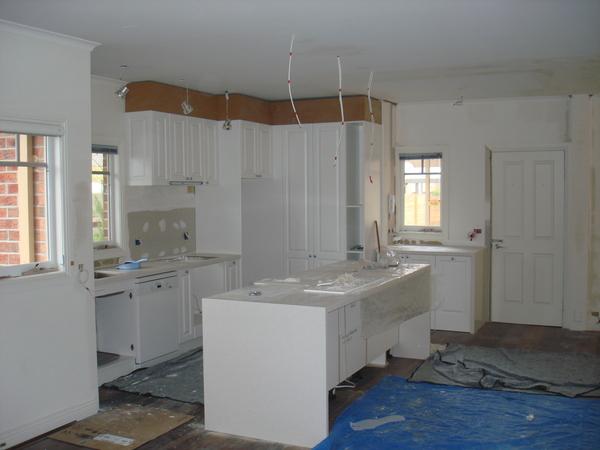 Kitchen Upgrade - Beaumaris 2015 Progress 2