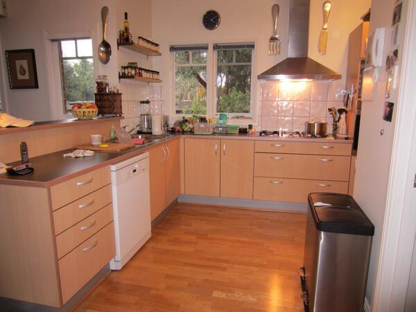 Kitchen Makeover - Beaumaris 2015