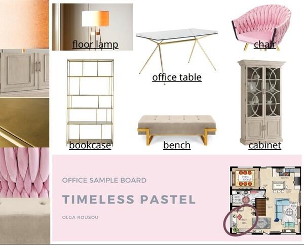 Timeless Pastel