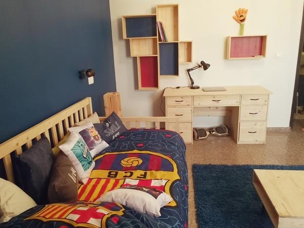 Décoration chambre petit ado