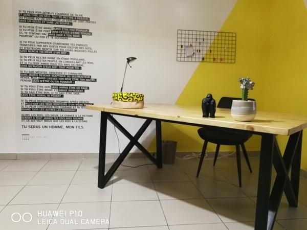 Décoration bureau maison