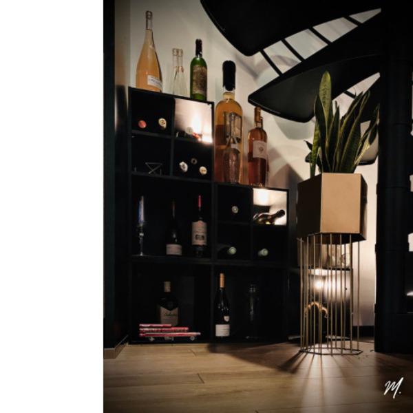 Esprit bar à vin By MAISON.VELVET