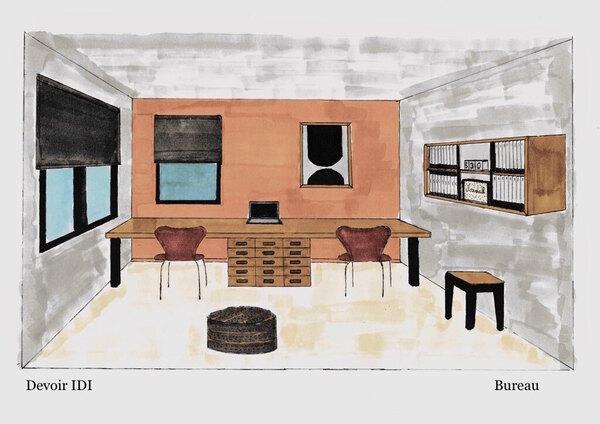 Projet 1 : Le bureau