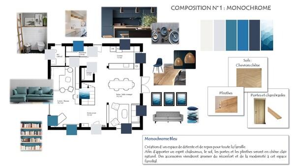 Composition Monochrome