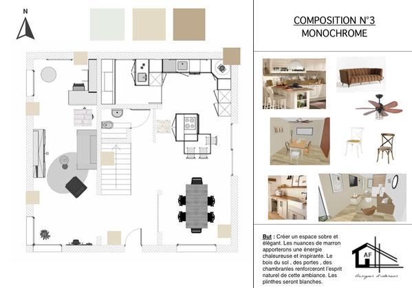 Composition Monochrome IDI