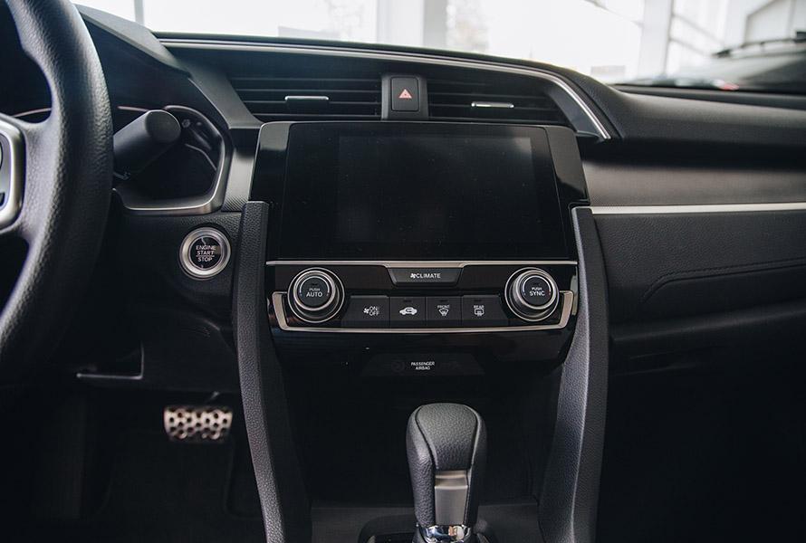 Honda Civic EX-T