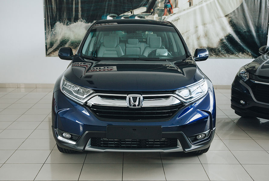 Honda CR-V Turbo EX