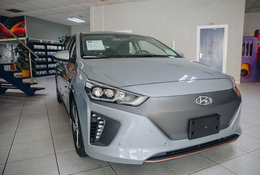 Hyundai IONIQ Electric GLS