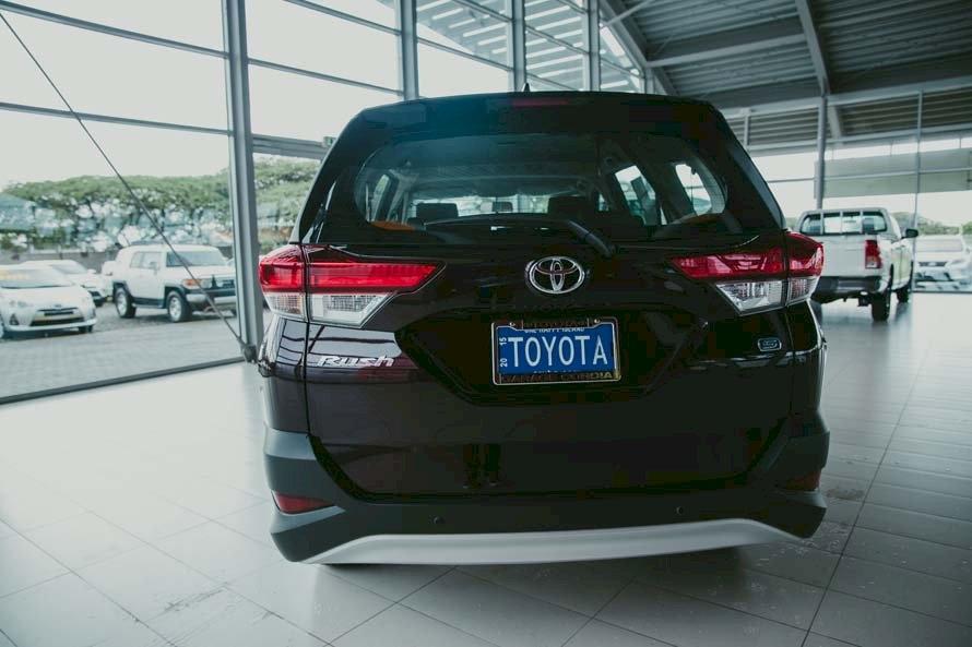Toyota Rush KR